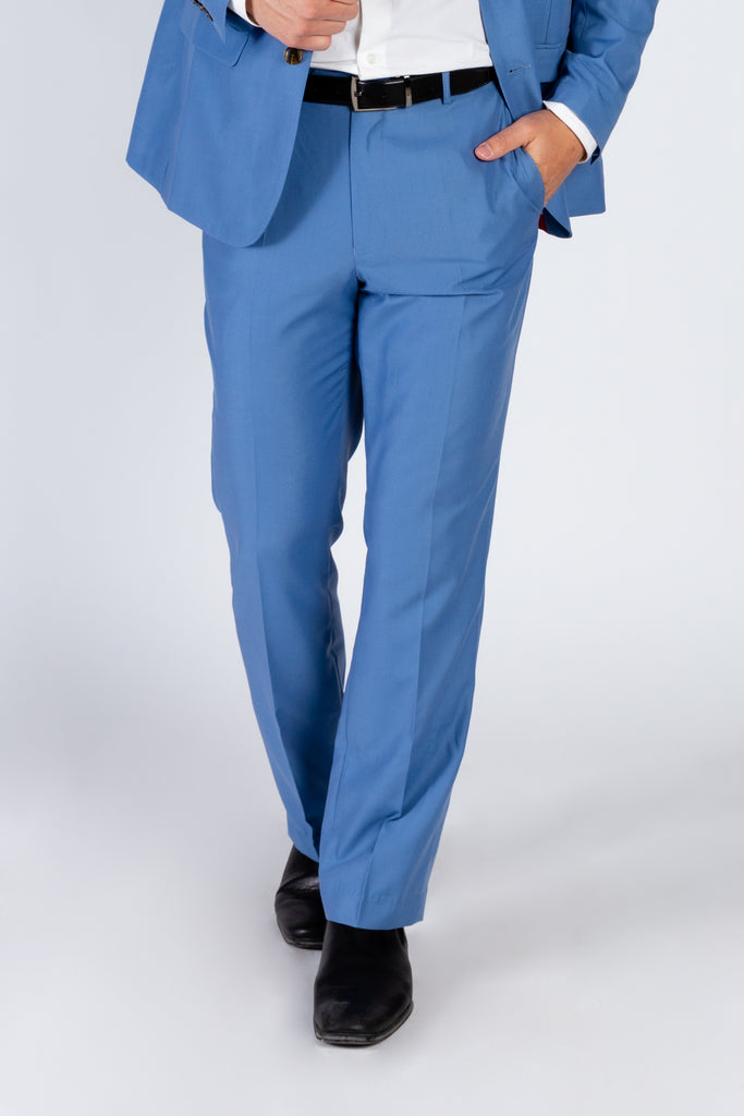The Trail Blazer | Light Blue Madison Suit Pants