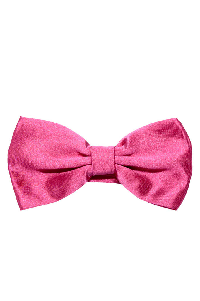 The Mista Pink | Pink Bow Tie