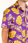 LSU tiger eye party shirt