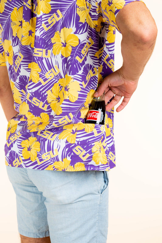 LSU Game Day Party Shirt