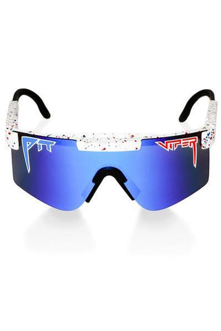 Absolute Freedom USA Polarized Pit Viper Sunglasses
