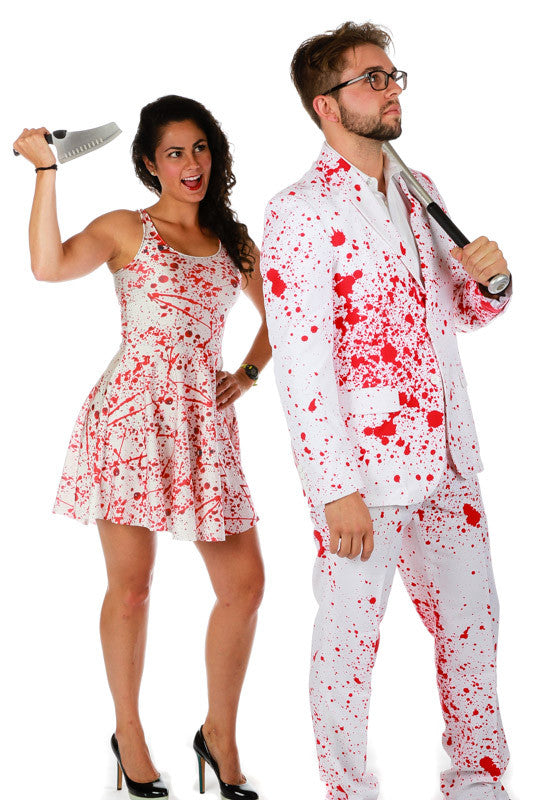 Bloody Sunday Halloween Costume Dress