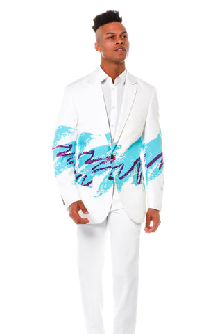 White Suits for Men by Shinesty