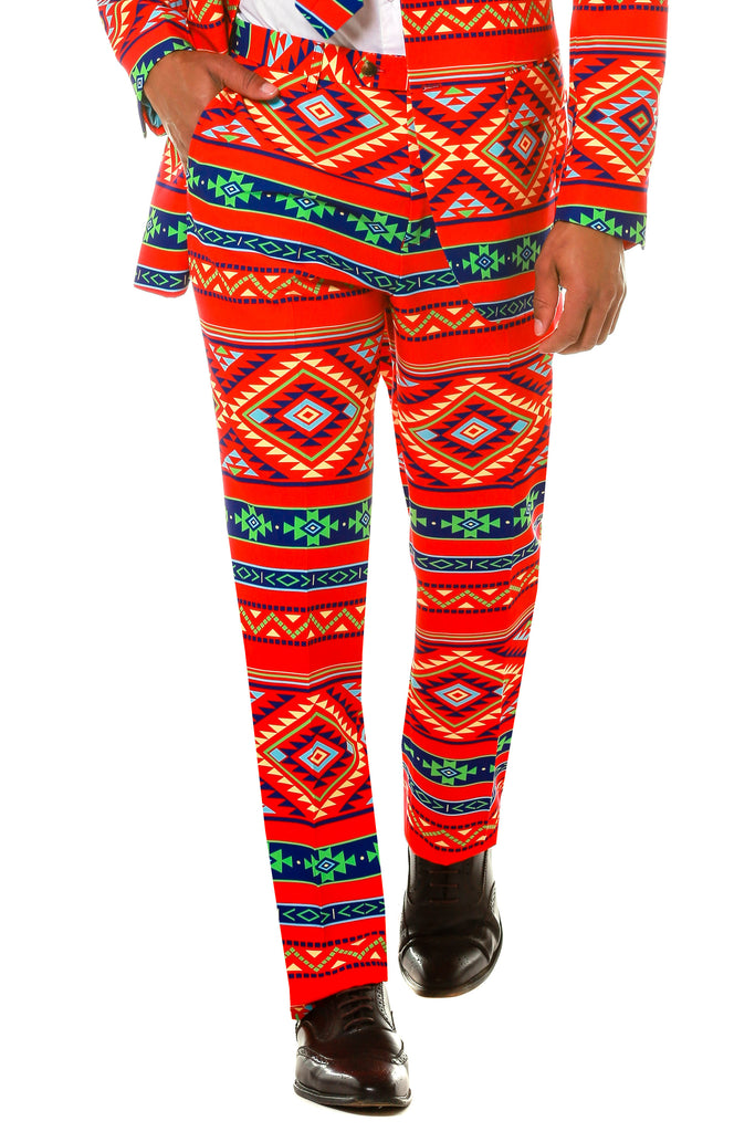 Teepee Trip Festival Party Pants