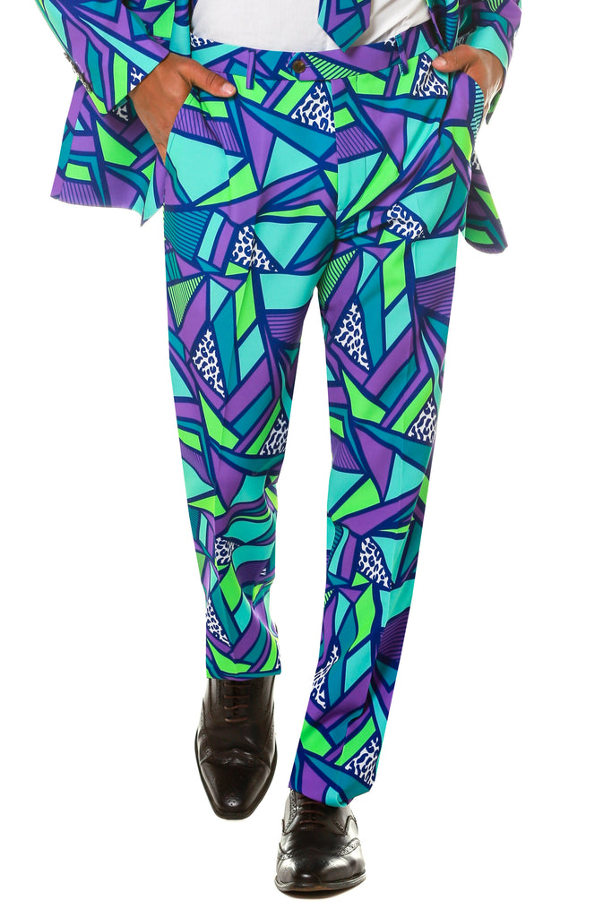 Le Tootski | Neon Rave Party Pants