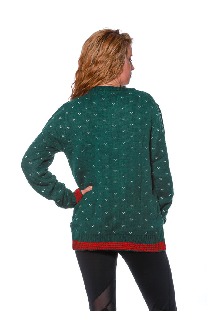 What the ELF? Women's Ugly Christmas Sweater