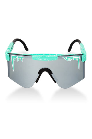 teal pit viper sunglasses for men