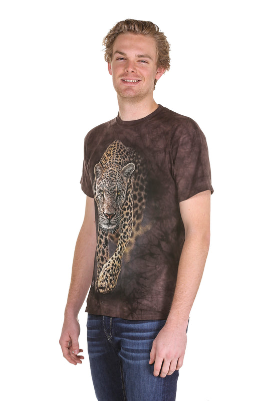 Savage leopard t shirt