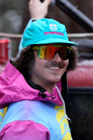 Outrageous Retro & Vintage Ski Suits & Apparel by Shinesty