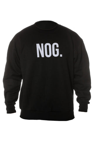 Nog Christmas Sweatshirt and Long Sleeve - Shinesty