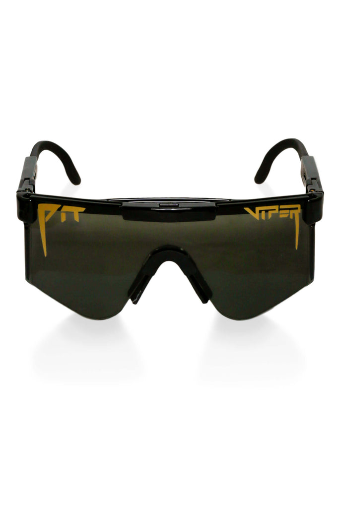 Men's black pit viper sunglasses