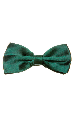 Dark Green Bow Tie - Shinesty