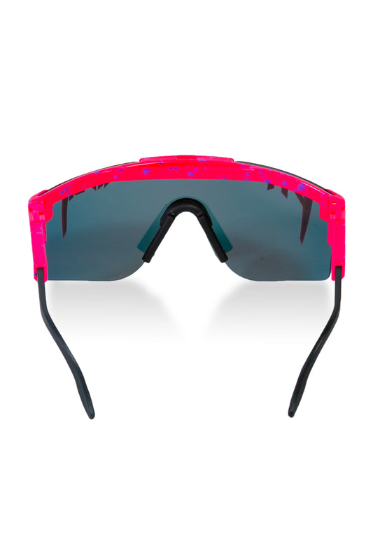 polarized pink pit vipers for men
