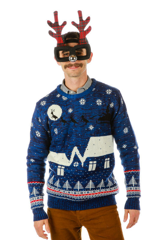 The Midnight Menage Ugly Christmas Sweater