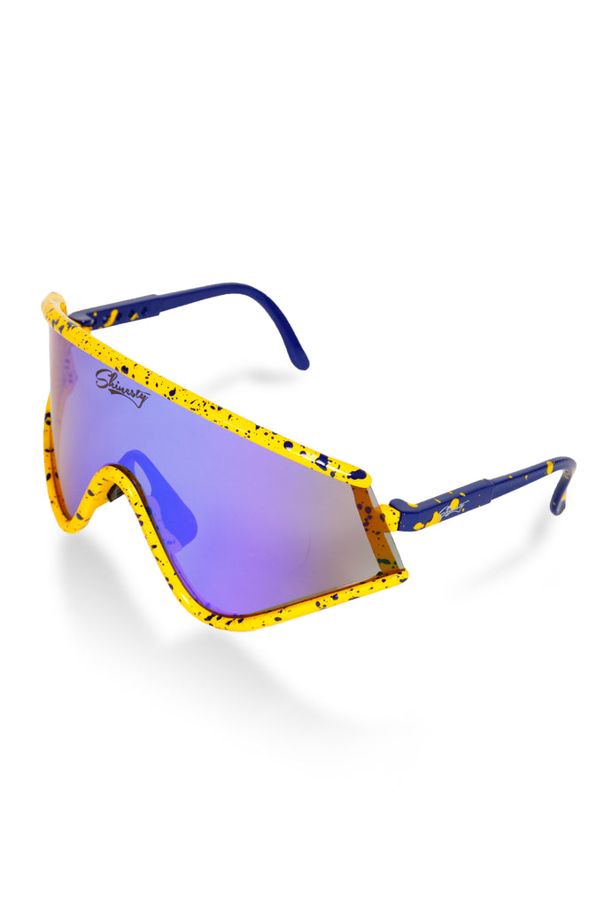 b949a9ecb6 yellow rimmed randy savage sunglasses
