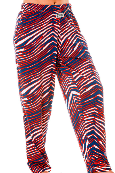 Women wearing hammer pants by Zubaz