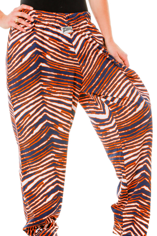 Front Pose of The Ladies Auburn Tigers Game Day Hammer Pants