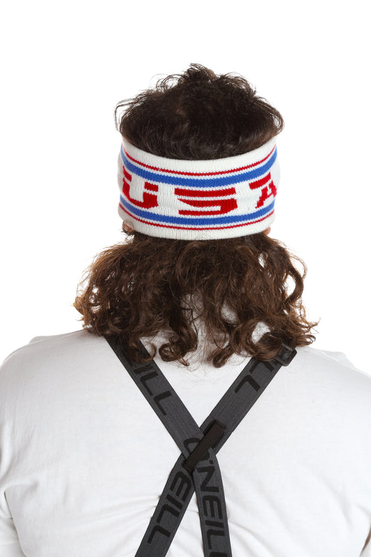 Men's USA headband