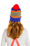 The Spread Eagle | Ladies Retro Ski Beanie