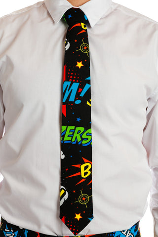 An Ode To Comic-Con Tie - Shinesty