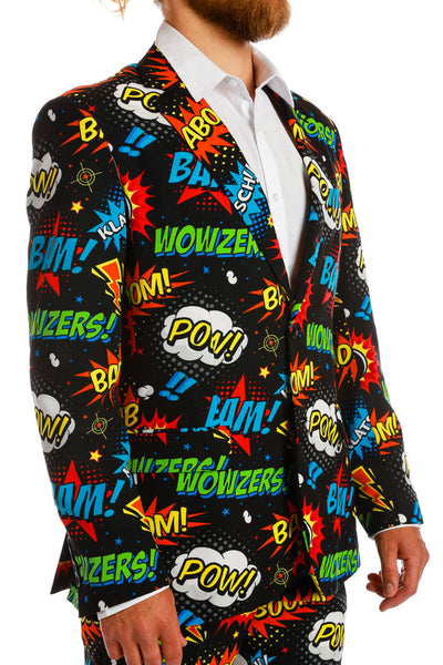 An Ode To Comic-Con Dress Suit by Opposuits - Shinesty