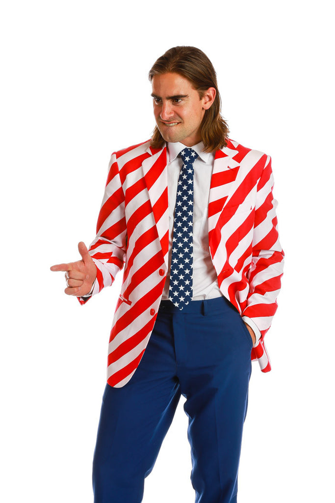 The Van Buren Suit by Opposuits