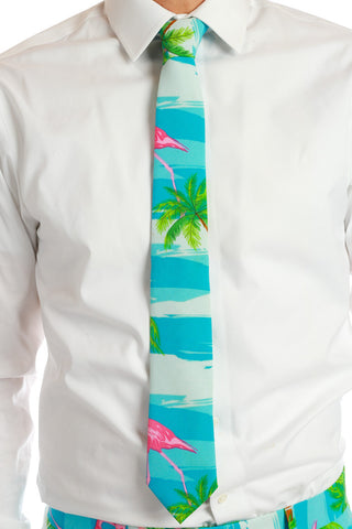 The Grand Cayman Tie - Shinesty