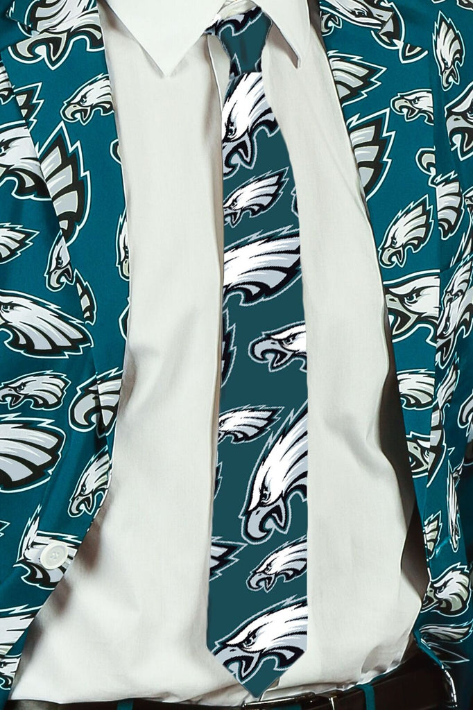 Philadelphia Eagles Tie
