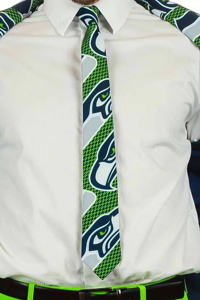 Seattle Seahawks Tie