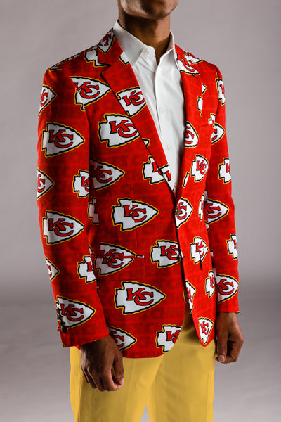 kansas city chiefs blazer for men
