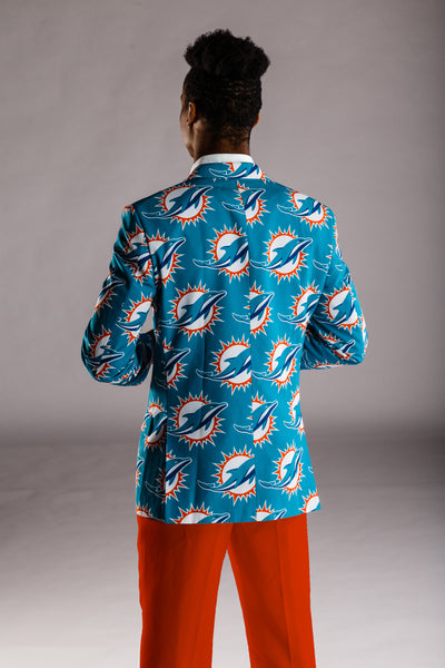 Dolphins suit for guys