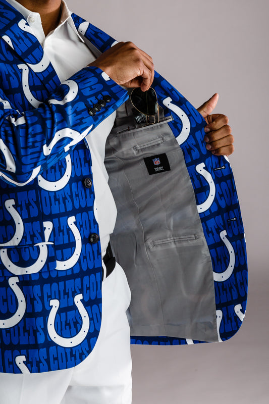 Colts suit for guys
