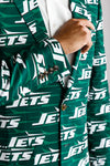 Guy's new york jets suit