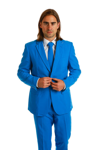 You're My Boy Blue Dress Suit by Opposuits - Shinesty