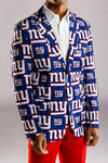 New york giants suit for men