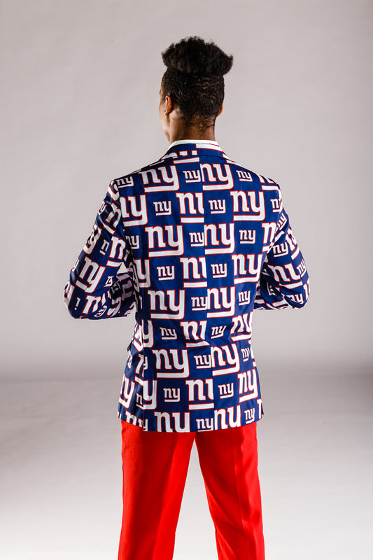 New york giants blazer for men