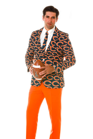 The Chicago Bears Suit Jacket