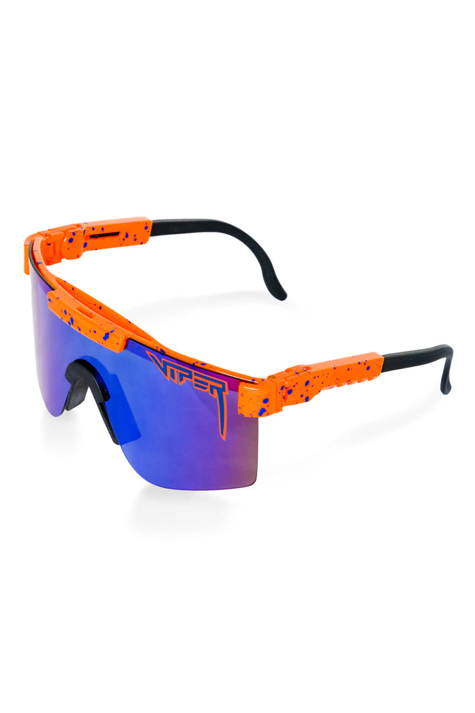 Orange Pit Vipers for men