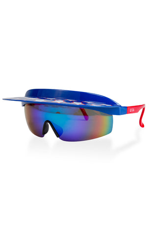 usa visor sunglasses