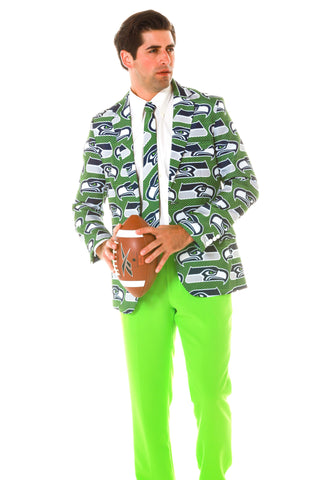 The Seattle Seahawks Suit Jacket