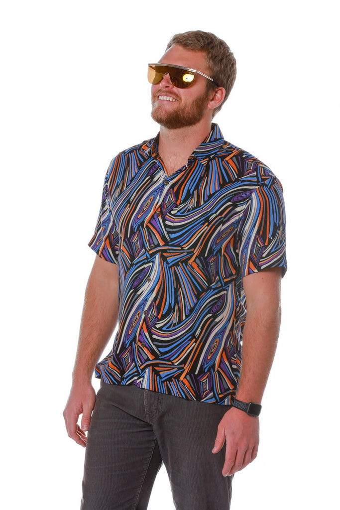 The Bowler Hawaiian Shirt