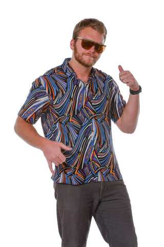 The Bowler Hawaiian Shirt - Shinesty