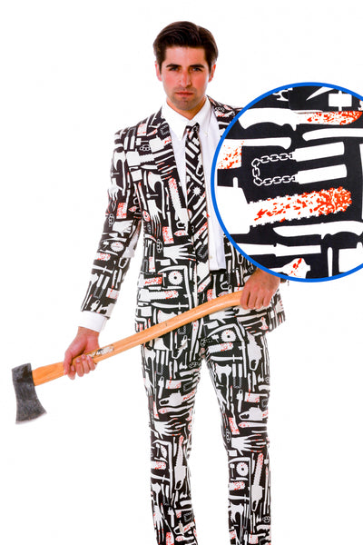 Weapon of Choice Mens Halloween Suit