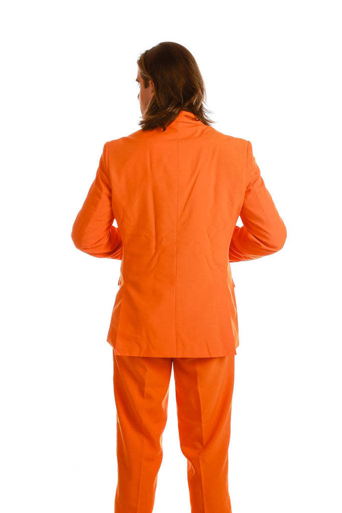 General Lee Orange Dress Suit by Opposuits - Shinesty