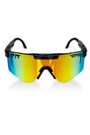 The Monster Bull Polarized Double Wide Pit Viper Sunglasses