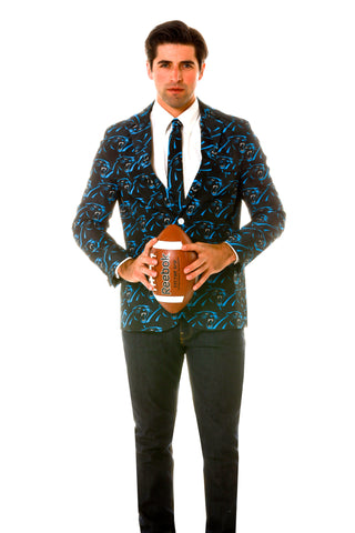 The Carolina Panthers Suit Jacket