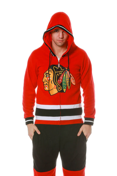 The Chicago Blackhawks Official NHL Onesie