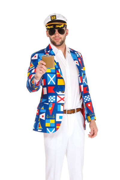 Men's boating jacket