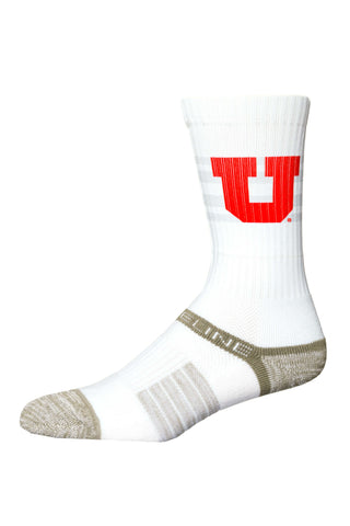 Utah strideline sock side view