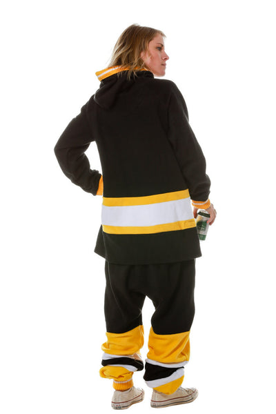 The Boston Bruins NHL Onesie For Adults